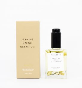 JASMINE NEROLI GERANIUM with box