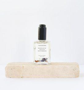 MANDARIN AMYRIS & PETITGRAIN OIL PERFUME 精油香水-蜜柑 檀木 苦橙葉 - Ngā Taiwan