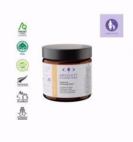 Relaxing Massage Balm(organic) (1)