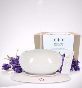 ACCLASSIC001 Ceramic Aroma Diffuser陶瓷觸感遙控薰香儀-1
