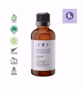 Lavender True (organic)_頂級薰衣草_50ml