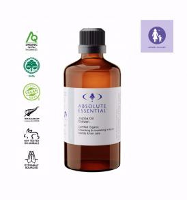 VJOJ100_Jojoba Oil Golden(organic)_金黃荷荷芭油_100ml