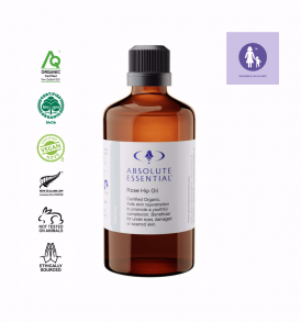 VRHO100_Rose Hip Oil(organic)_玫瑰果油_100ml